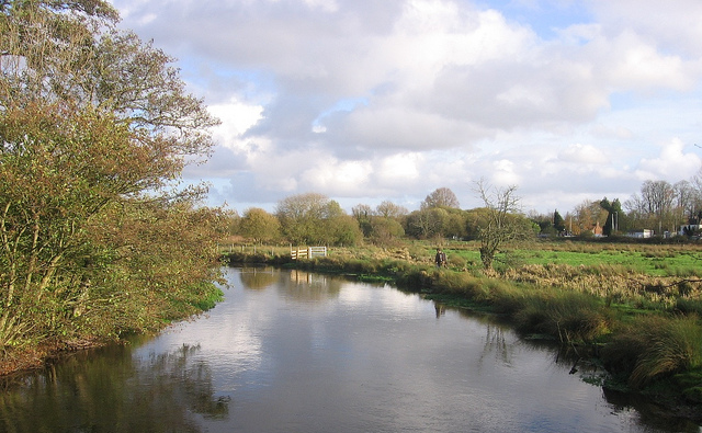 The River Kennet, object of ECG co-production of knowledge